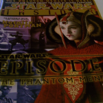 Star Wars Insider Magazine issue 39 natalie portman phantom menace